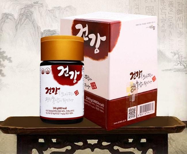 BBQ nhân sâm là Top 10 Cửa hàng bán nhân sâm Hàn Quốc uy tín ở TPHCM