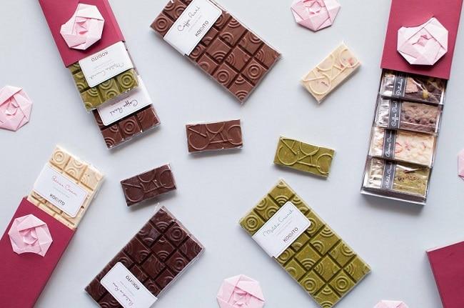 Koibito là Top 5 Cửa hàng bán socola Valentine 14/2 ngon nhất ở TPHCM