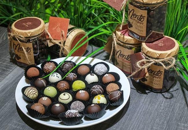 Legendary Chocolatier là Top 5 Cửa hàng bán socola Valentine 14/2 ngon nhất ở TPHCM