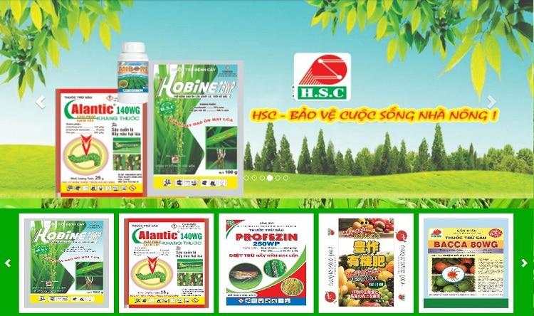 Top 10 cửa hàng bán thuốc bảo vệ thực vật an toàn hiệu quả uy tín nhất tại tphcm - HSC