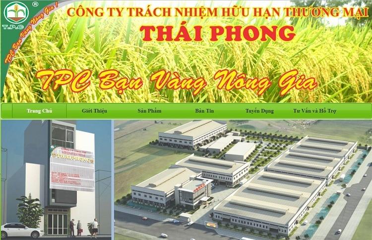 Top 10 cửa hàng bán thuốc bảo vệ thực vật an toàn hiệu quả uy tín nhất tại tphcm - Thái Phong