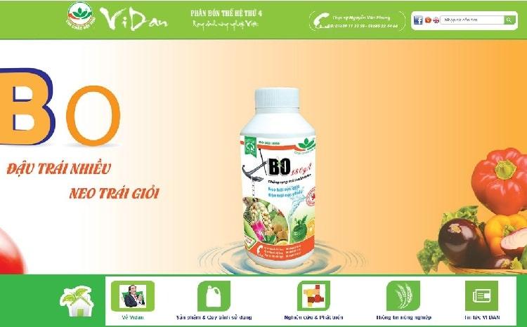 Top 10 cửa hàng bán thuốc bảo vệ thực vật an toàn hiệu quả uy tín nhất tại tphcm - Vidan