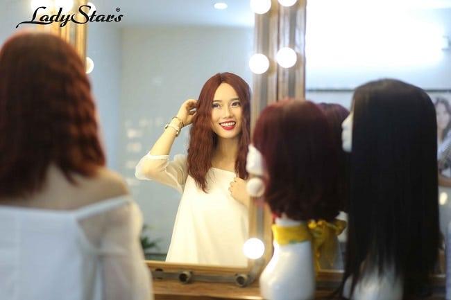 LADYSTARS là Top 10 Cửa hàng bán tóc giả ở TP.HCM chất lượng và uy tín nhất