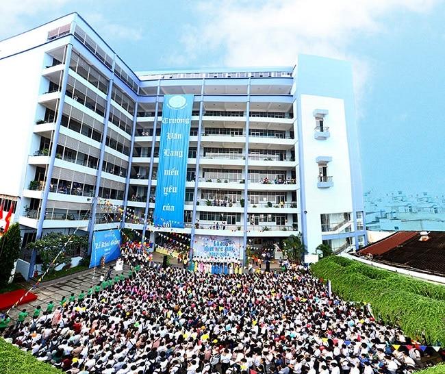 Đại học Văn Lang là Top 7 Trường đại học dân lập tốt nhất TP Hồ Chí Minh
