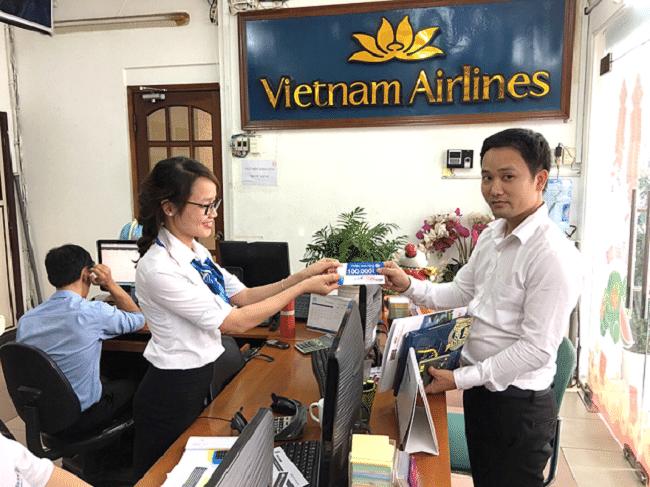 Việt Nam Booking là Top 10 đại lý vé máy bay uy tín nhất tại TPHCM