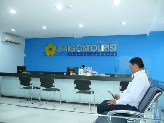 Saigon Tourist là Top 10 đại lý vé máy bay uy tín nhất tại TPHCM