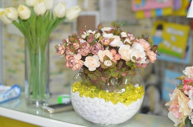 Cửa hàng hoa giả Sky Flower là Top 10 địa chỉ bán hoa giả đẹp nhất tại TPHCM