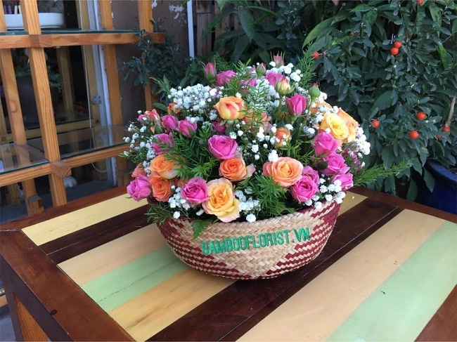 Bamboo Florist là Top 10 địa chỉ bán hoa giả đẹp nhất tại TPHCM