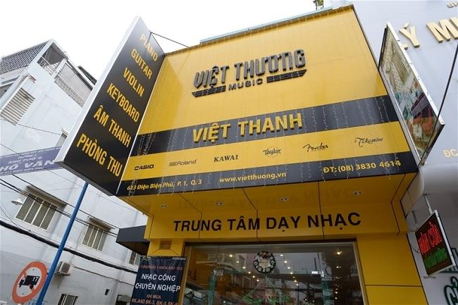 Trung tâm âm nhạc Việt Thanh là Top 10 địa chỉ học thổi sáo ở TP. Hồ Chí Minh
