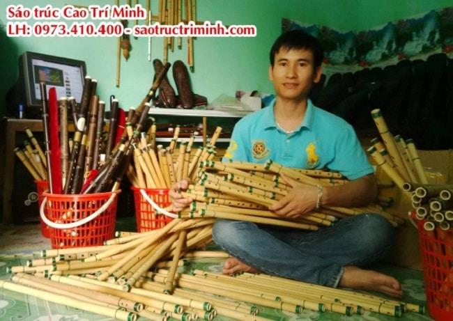 Cao Trí Minh là Top 10 địa chỉ học thổi sáo ở TP. Hồ Chí Minh