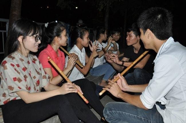 Các CLB sáo trúc của sinh viên là Top 10 địa chỉ học thổi sáo ở TP. Hồ Chí Minh