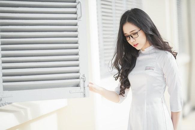 Áo dài Tiên là Top 5 địa chỉ may áo dài học sinh, sinh viên đẹp giá rẻ tại TPHCM