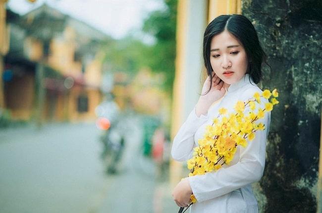 Áo dài Mỹ Hạnh là Top 5 địa chỉ may áo dài học sinh, sinh viên đẹp giá rẻ tại TPHCM