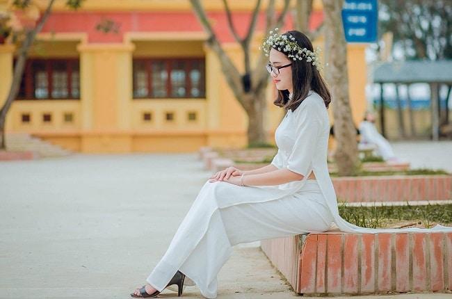 Áo dài Hạnh là Top 5 địa chỉ may áo dài học sinh, sinh viên đẹp giá rẻ tại TPHCM