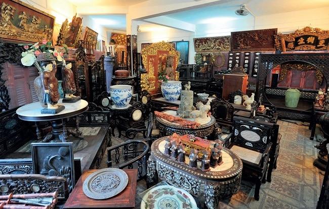 Phố đồ cổ Lê Công Kiều là Top 5 địa chỉ mua bán đồ cổ, sưu tầm cổ vật uy tín nhất TP.HCM