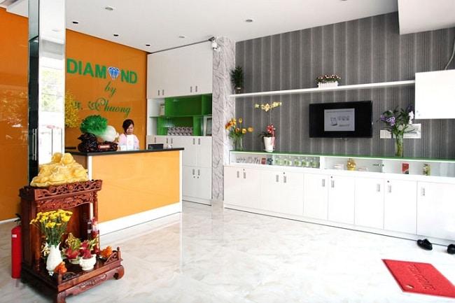 Nha khoa Diamond là Top 10 địa chỉ niềng răng uy tín nhất TP. Hồ Chí Minh