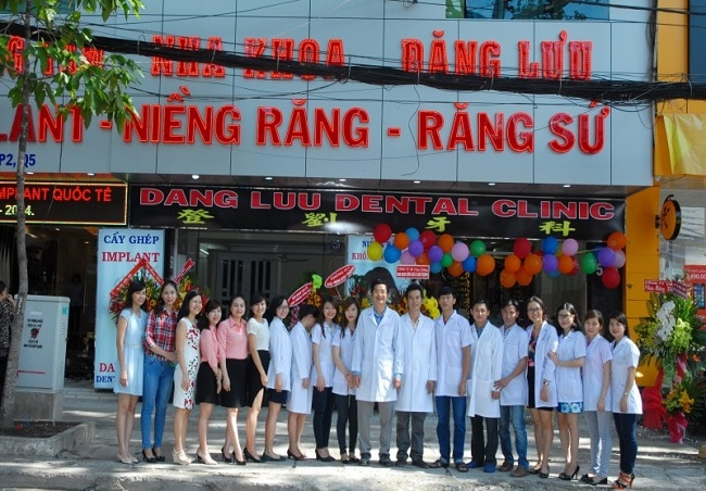Nha khoa Đăng Lưu là Top 10 địa chỉ niềng răng uy tín nhất TP. Hồ Chí Minh