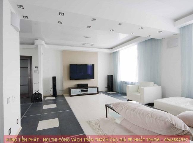 Cơ sở trần thạch cao Hưng Tiến Phát là Top 5 Địa chỉ thi công trần thạch cao giá rẻ, uy tín nhất TPHCM