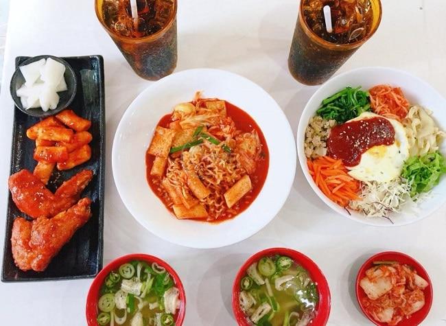 Hanuri là Top 10 địa điểm ăn uống trên đường Sư Vạn Hạnh - Q.10 - TP. Hồ Chí Minh