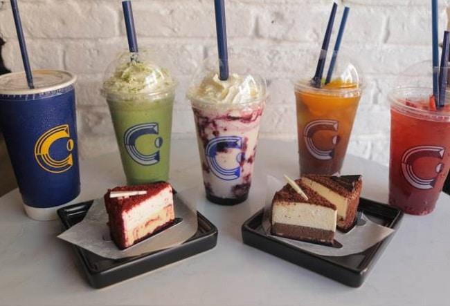 Cheese Coffee là Top 10 địa điểm ăn uống trên đường Sư Vạn Hạnh - Q.10 - TP. Hồ Chí Minh