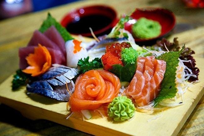 Sushi Street là Top 10 địa điểm ăn uống hấp dẫn nhất ở quận Gò Vấp - TP. Hồ Chí Minh