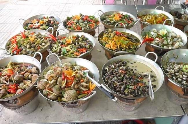 Quán Ốc Bin là Top 10 Địa điểm ăn uống hấp dẫn tại quận Bình Tân, TP. Hồ Chí Minh