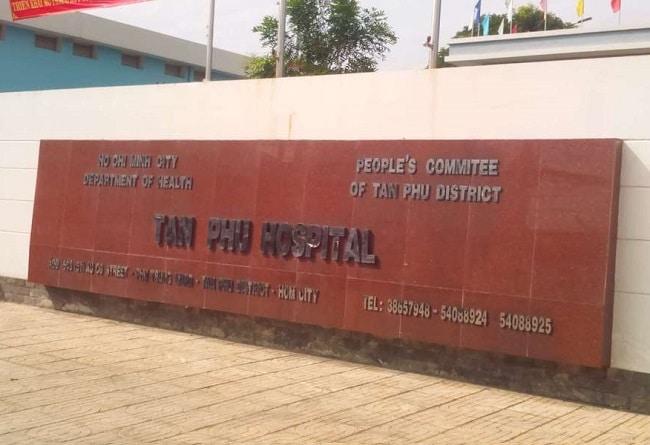 Phòng khám bác sĩ gia đình bệnh viện quận Tân Phú là Top 10 Dịch vụ bác sĩ gia đình tốt nhất ở TP. Hồ Chí Minh
