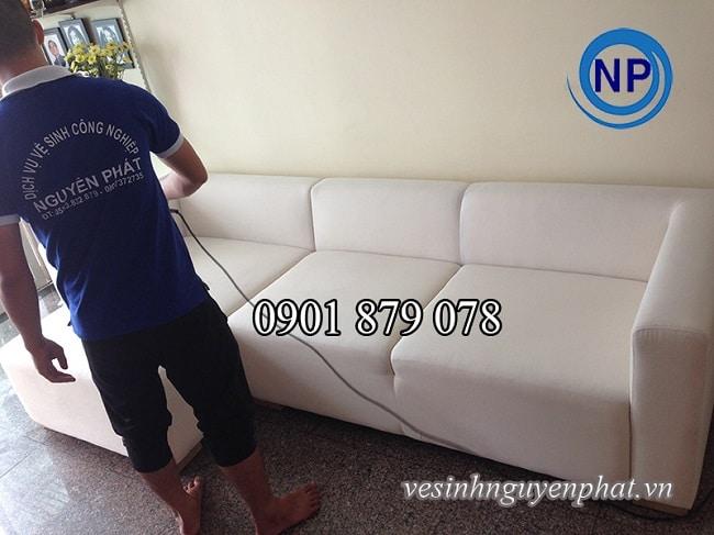 Nguyên Phát là Top 10 dịch vụ giặt ghế sofa chuyên nghiệp & uy tín tại TPHCM