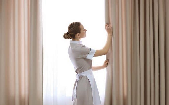 Lê Quân là Top 10 dịch vụ giặt rèm cửa chuyên nghiệp & uy tín tại TPHCM