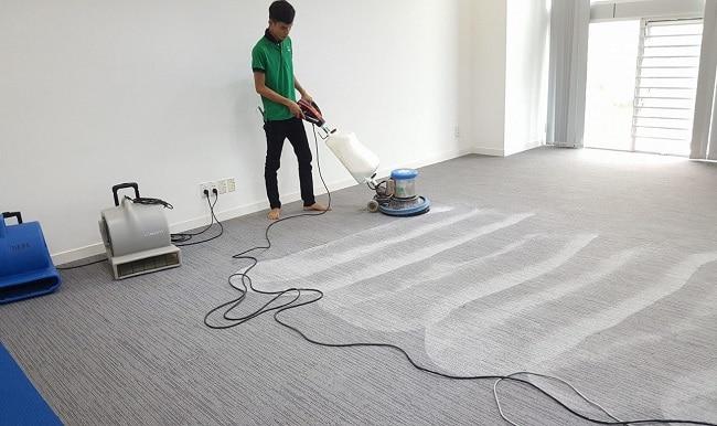 Công ty vệ sinh Anh Thư là Top 10 dịch vụ giặt thảm chuyên nghiệp & uy tín tại TPHCM