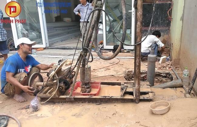 Công ty khoan giếng Thịnh Phát là Top 5 Dịch vụ khoan giếng chất lượng giá rẻ nhất tại TPHCM