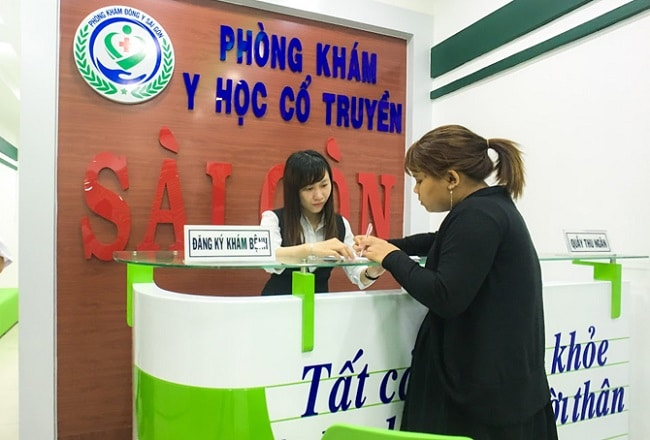Phòng Khám Y Học Cổ Truyền Sài Gòn là Top 5 dịch vụ xoa bóp bấm huyệt tại nhà tốt nhất tại TPHCM