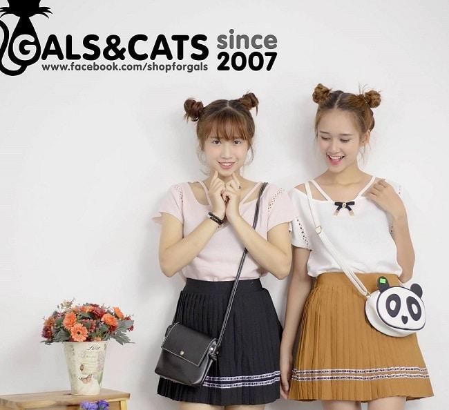 Gal & Cat là Top 5 Kho hàng chuyên hàng Quảng Châu giá sỉ tại TPHCM