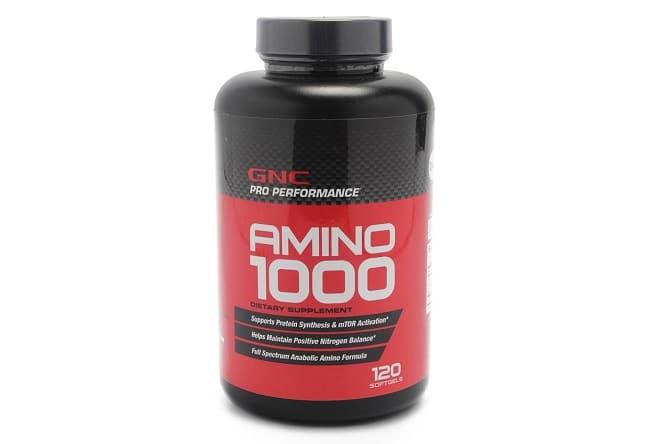 Thuốc tăng cân Amino 1000 là Top 10 Loại thuốc tăng cân tốt nhất