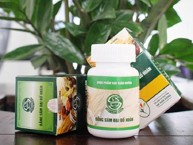 Thuốc tăng cân Đan sâm đại bổ hoàn là Top 10 Loại thuốc tăng cân tốt nhất