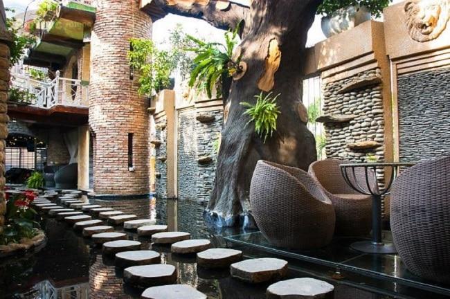 Oasis Cafe là Top 10 Quán café view đẹp ở quận Gò Vấp, Tp. Hồ Chí Minh