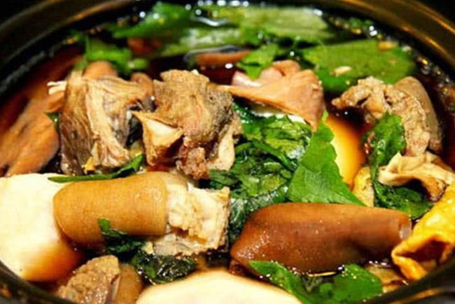 Lẩu dê Lam Sơn là Top 10 Quán lẩu dê ngon nhất ở TP. Hồ Chí Minh