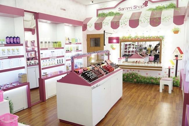 Sammi Shop là Top 5 Shop bán son uy tín, chất lượng nhất tại TP. Hồ Chí Minh