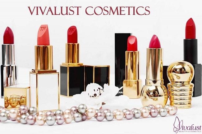 Vivalust Cosmetics là Top 5 Shop bán son uy tín, chất lượng nhất tại TP. Hồ Chí Minh