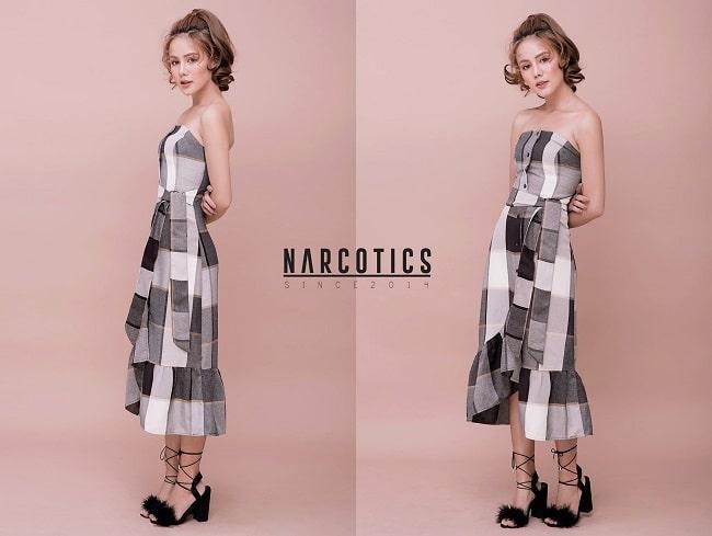 Narcotics Fashion là Top 10 Shop chuyên đầm/váy dự tiệc sang trọng nhất Hà Nội và TPHCM