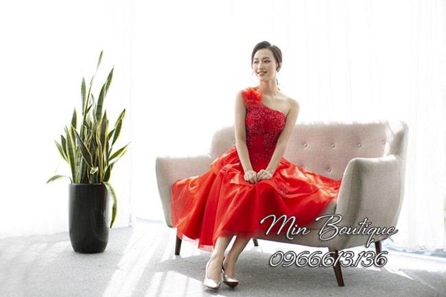 Min Boutique là Top 10 Shop chuyên đầm/váy dự tiệc sang trọng nhất Hà Nội và TPHCM