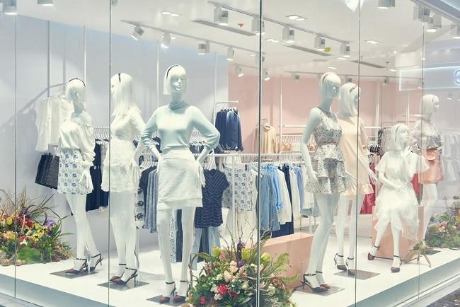 Marc là Top 10 Shop thời trang đẹp nhất đường Cách Mạng Tháng Tám, TPHCM