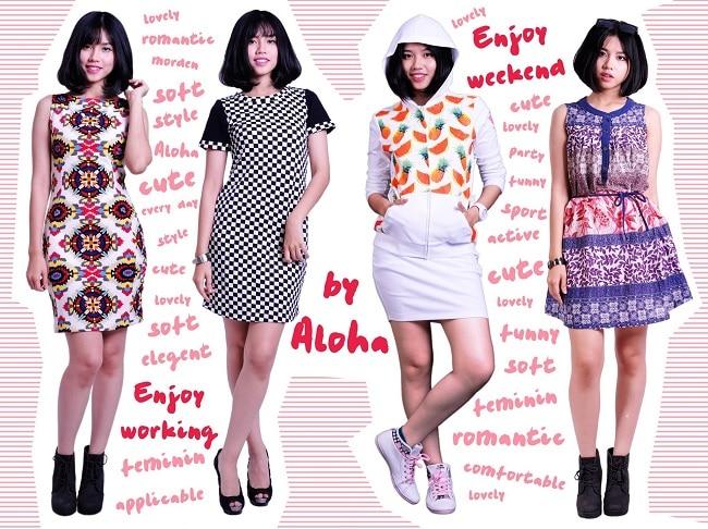 Aloha Sài Gòn là Top 10 Shop thời trang đẹp nhất đường Cách Mạng Tháng Tám, TPHCM