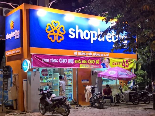Shop Trẻ Thơ là Top 10 Siêu thị đồ chơi trẻ em giá rẻ và an toàn nhất ở TPHCM