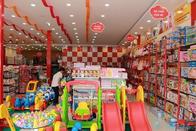 Bibo Mart là Top 10 Siêu thị đồ chơi trẻ em giá rẻ và an toàn nhất ở TPHCM