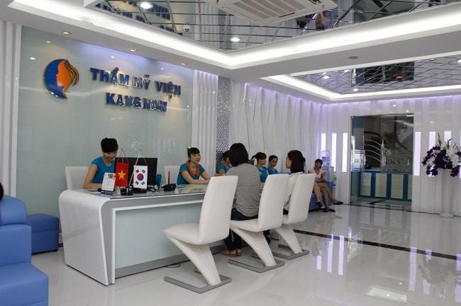 Bệnh viện thẩm mỹ Kangnam là Top 10 Spa dịch vụ nâng ngực uy tín, chất lượng nhất TP. Hồ Chí Minh
