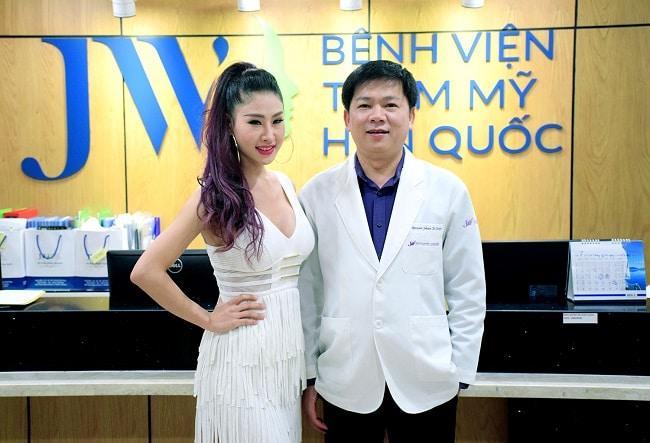 Bệnh viện thẩm mỹ JW là Top 10 Spa dịch vụ nâng ngực uy tín, chất lượng nhất TP. Hồ Chí Minh