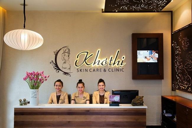 Thẩm mỹ viện Khơ Thị là Top 10 Spa dịch vụ nâng ngực uy tín, chất lượng nhất TP. Hồ Chí Minh