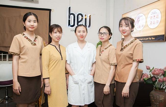 BeU Spa là Top 5 Spa làm đẹp chất lượng nhất Quận Gò Vấp, TPHCM