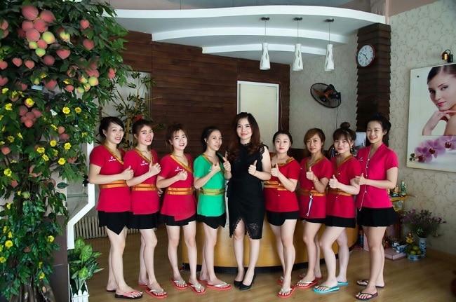 Spa Lisa là Top 5 Spa làm đẹp chất lượng nhất Quận Gò Vấp, TPHCM